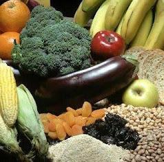 Saúde - O Benefício das Fibras Alimentares