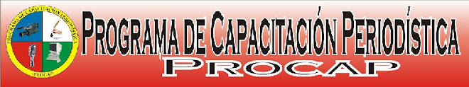 Programa de Capacitación Periodística - PROCAP -