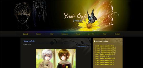 Yaoi-Ouji