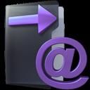 email mailto mail courriel blogger lien