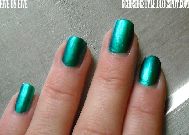 "five revlon ""ocean"" nail"