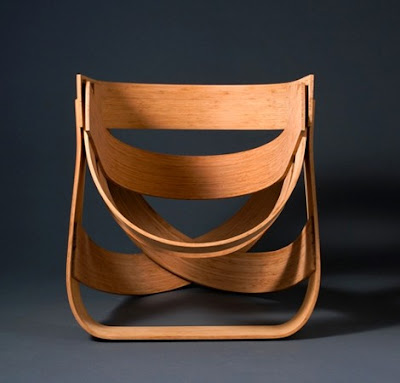 The Bamboestoel chair from Tejo Remy