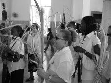 Domingo de Ramos en Cuba