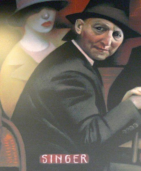 Sugiero leer july 2010 for Bruno schulz mural