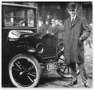 a history of henry ford and automobile production —henry ford [/quote] when i conceived of this list last december, the first thing i  did was sort about a hundred historical figures by profession for the most part,.