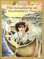 """The Adventures of Huckleberry Finn"" by Mark Twain"