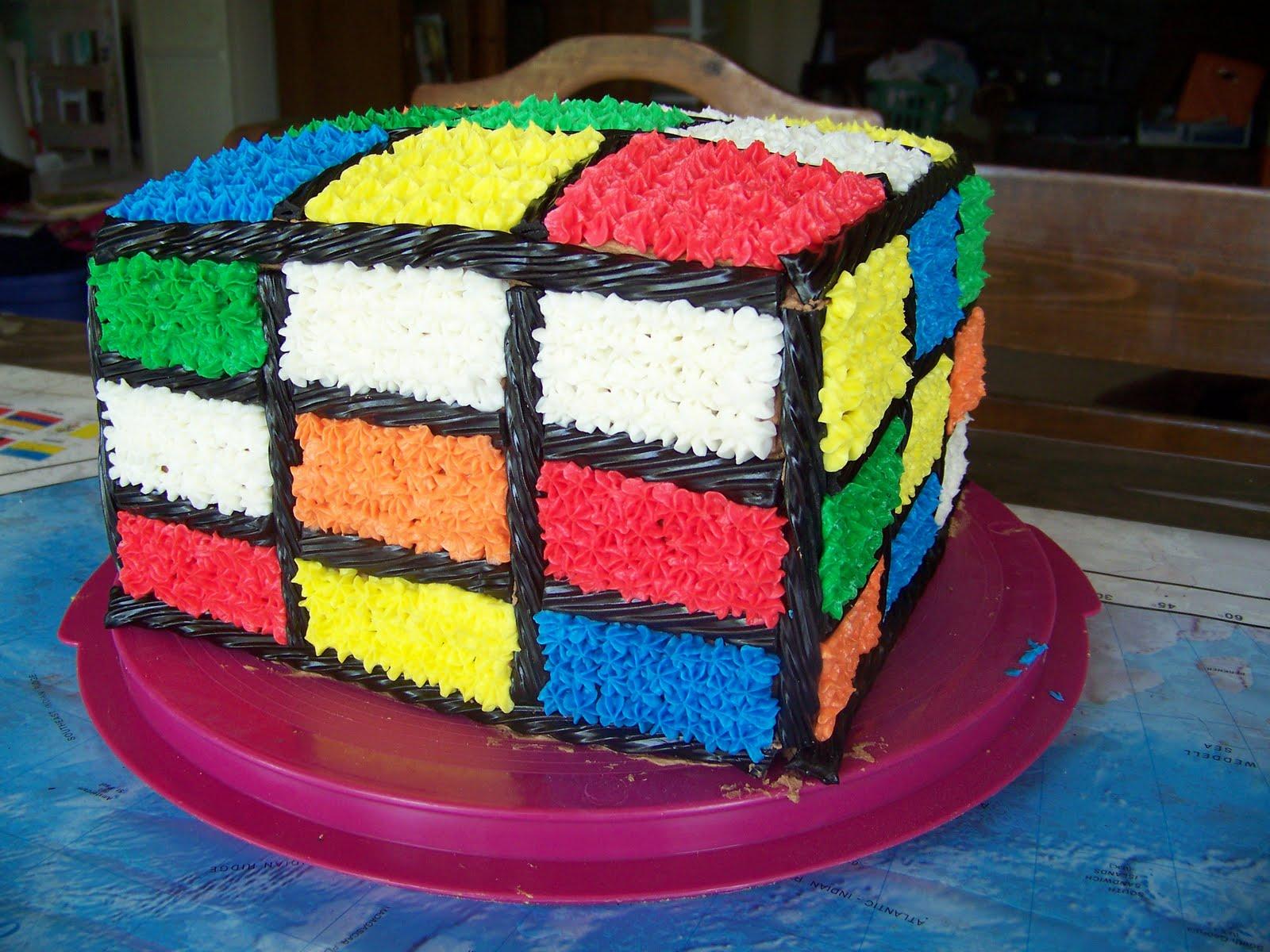 coupons r money rubik s cube cake
