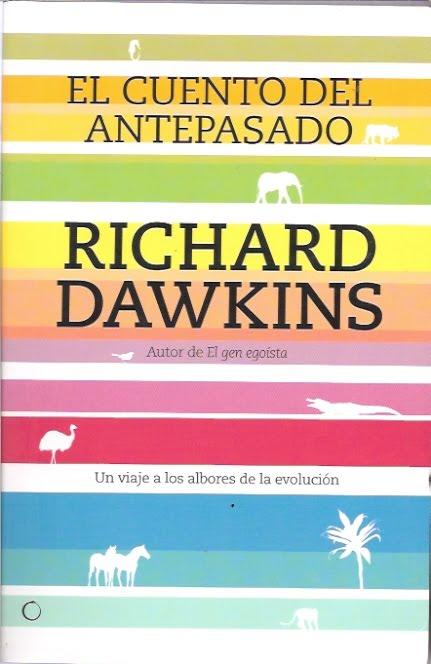 El cuento del antepasado de Richard Dawkins 9788495348289