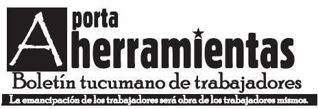 Boletín tucumano de trabajadoras/es