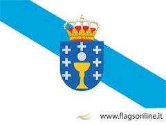 Bandeira Galicia