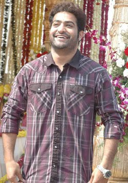 Jr NTR's Shakthi song in RFC Jaipur Cine Clouds