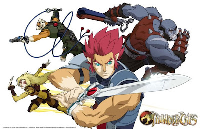 2011 Thundercats Toys on Cartoon And Horror  Thundercats Cartoon   Toys Official Images