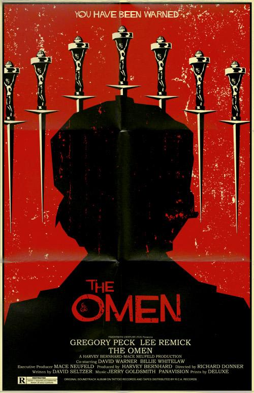 -Imagenes raras e inconseguibles del cine de terror- - Página 2 POSTERthe_omen_poster_by_markwelser-d2ybop3