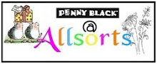 Penny Black at Allsorts monthly challenge
