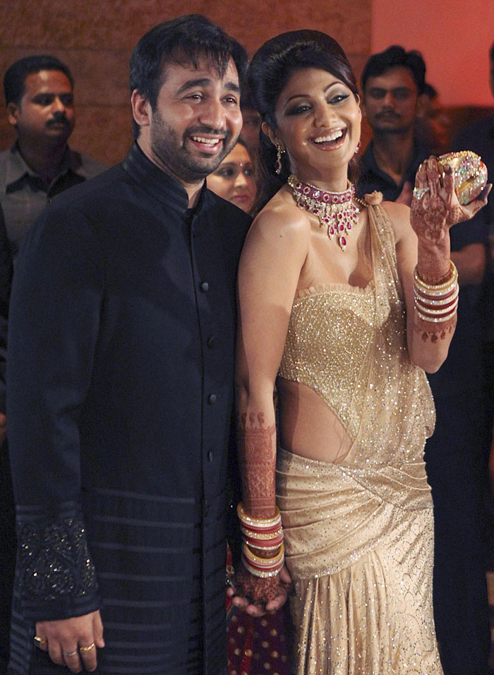 Film News Kerala 8 Shilpa Shetty And Raj Kundra Wedding Reception