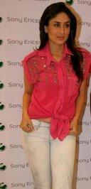 Kareena in Pink  stills