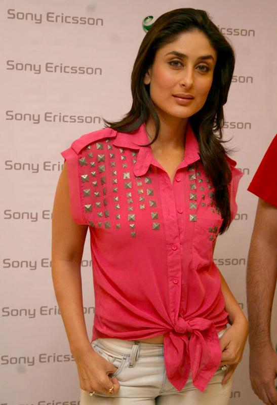 Kareena in Pink hot photos