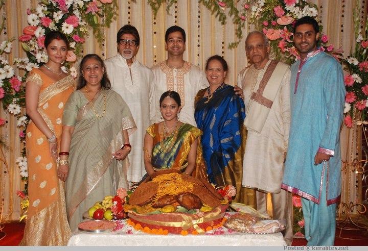 Abhishek And Aishwarya Baby Shower Baby Shower Aishwarya Rai