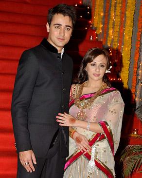 Imran Khan Weds Avantika Malik