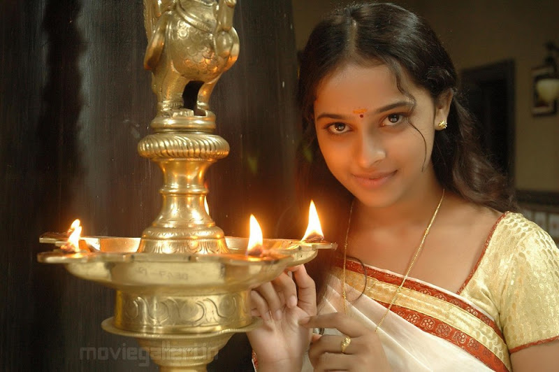 Sri Divya Nice Stills cleavage