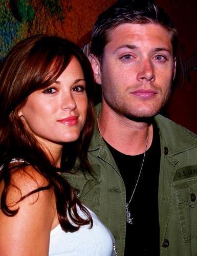 Jensen Ackles Danneel Harris Katsuya Couple