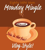 Monday Mingle, eightymphmom.com, Thefivefish.com