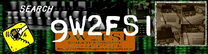 Amateur Radio Station 9w2fsi