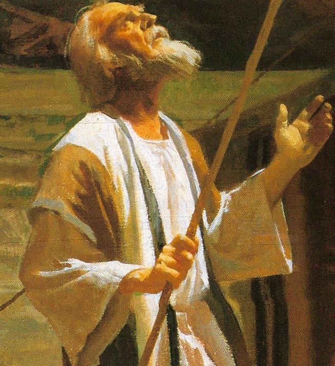 LUB NTSIAB NTAWM TXOJ KEV NTSEEG KAS TOS LIV Abraham