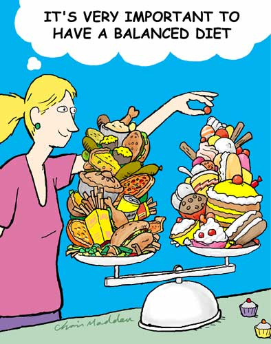 Food Diets Jokes