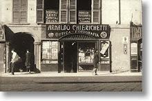 Chierichetti ottica -Milano