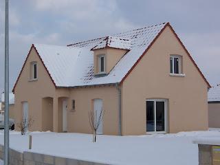 Maison construite par babeau seguin 21 - Maison s par domenack arquitectos ...