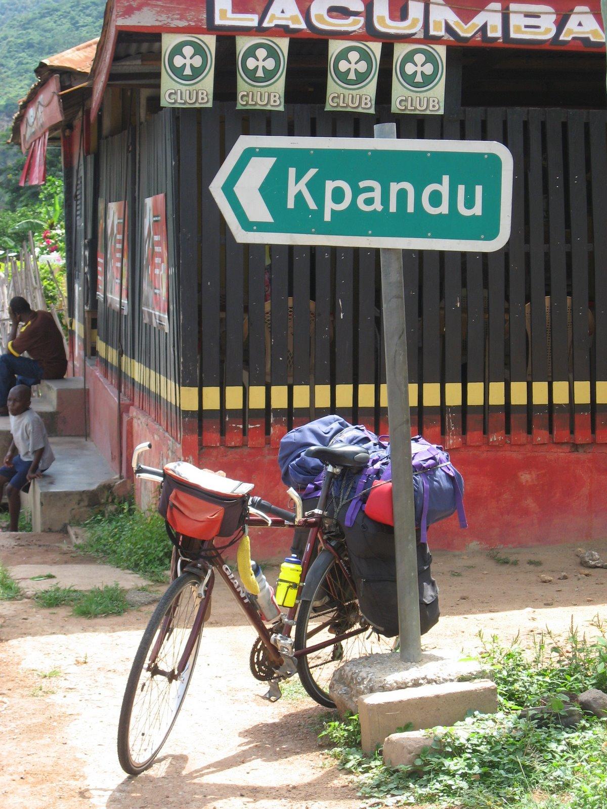 Waarom Kpando, waarom Ghana?
