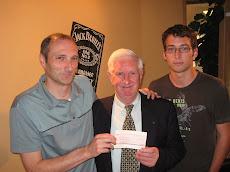 Rotary schenkt cheque