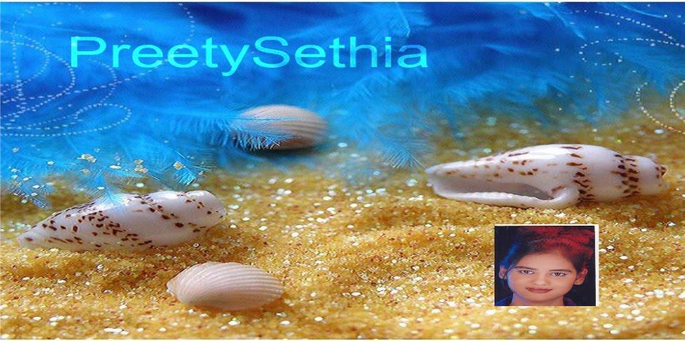 PREETY SETHIA