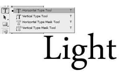 how to make text appear as if typing on photoshop