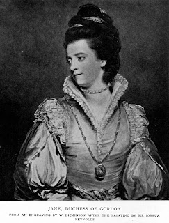 Jane Maxwell, 4th Duchess of Gordon