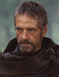 Jeremy Irons in Borgias