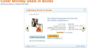For eBook Lovers, The Deals Keep Coming, At Least Until Cyber Monday Tomorrow; A Good Time For Kindle Owners To Think Multiple eBook Readers