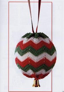 Crochet adornos navide os tejidos Adornos navidenos a crochet