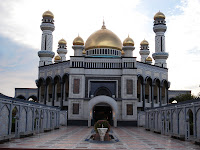Jame&#39; Asr&#39; Hassanil Bolkiah Mosque
