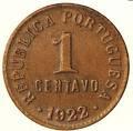 1 Centavo 1922