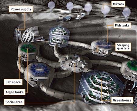 Secret Moon Base Conspiracy  Unexplained Mysteries