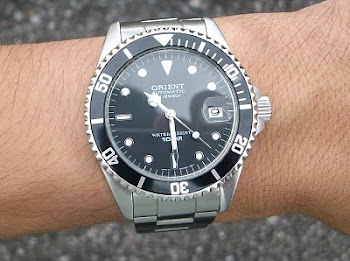 Sold: Orient Submariner