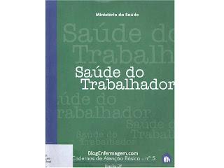 Caderno de Atenção Básica Saúde do Trabalhador .pdf download