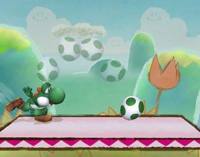 Yoshi Bomb