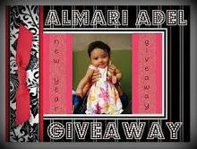 :: Almari Adel Giveaway ::