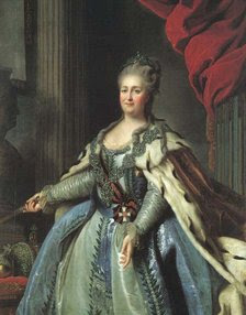 Catherine II of Russia, also known as Catherine the Great
