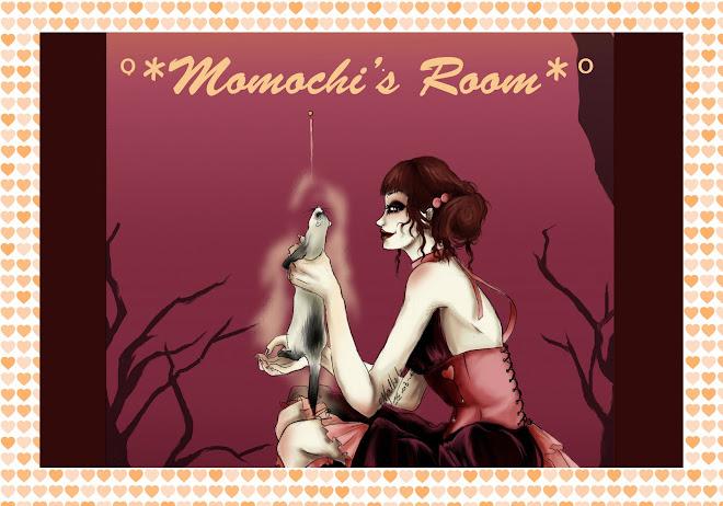 Momochi's Room