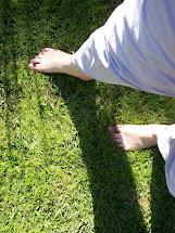Liberation Theology Lutheran Walking Barefoot
