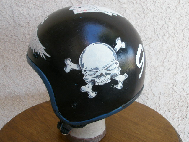 Vintage Custom Motorcycle Helmets 640 x 480 · 78 kB · jpeg